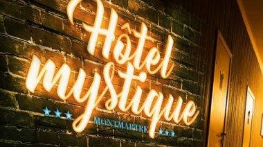 """Embedded thumbnail for """"Hôtel Mystique - Montmartre"""" - Das Krimi-Grusel-Dinner"""